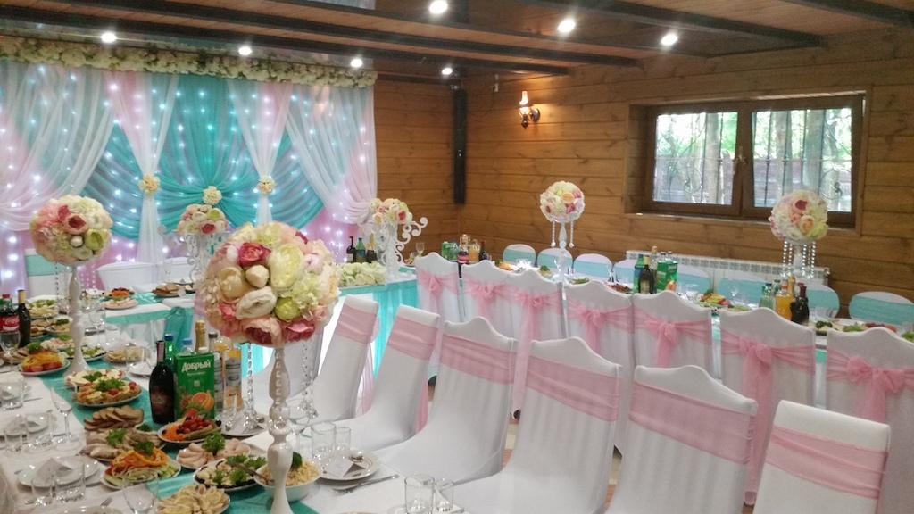 Сказочкая свадьба в усадьбе