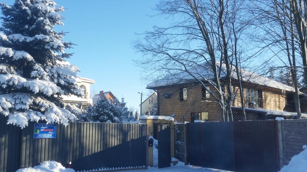 Зима в коттедже №1