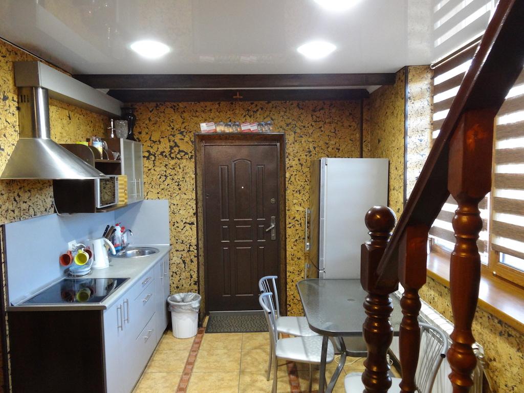 Кухня на 1 этаже