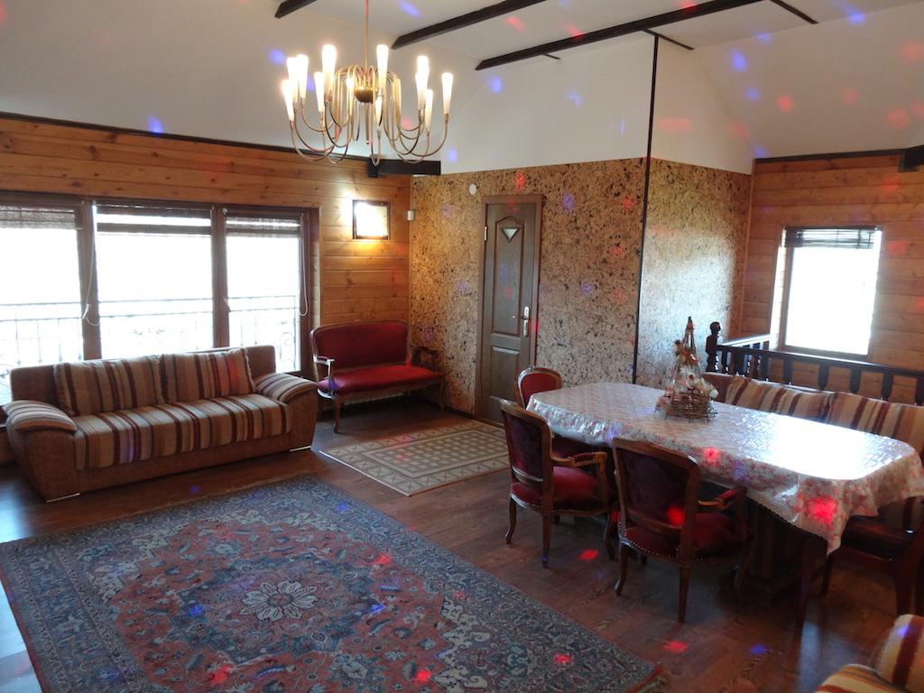 Гостиная в Амбер