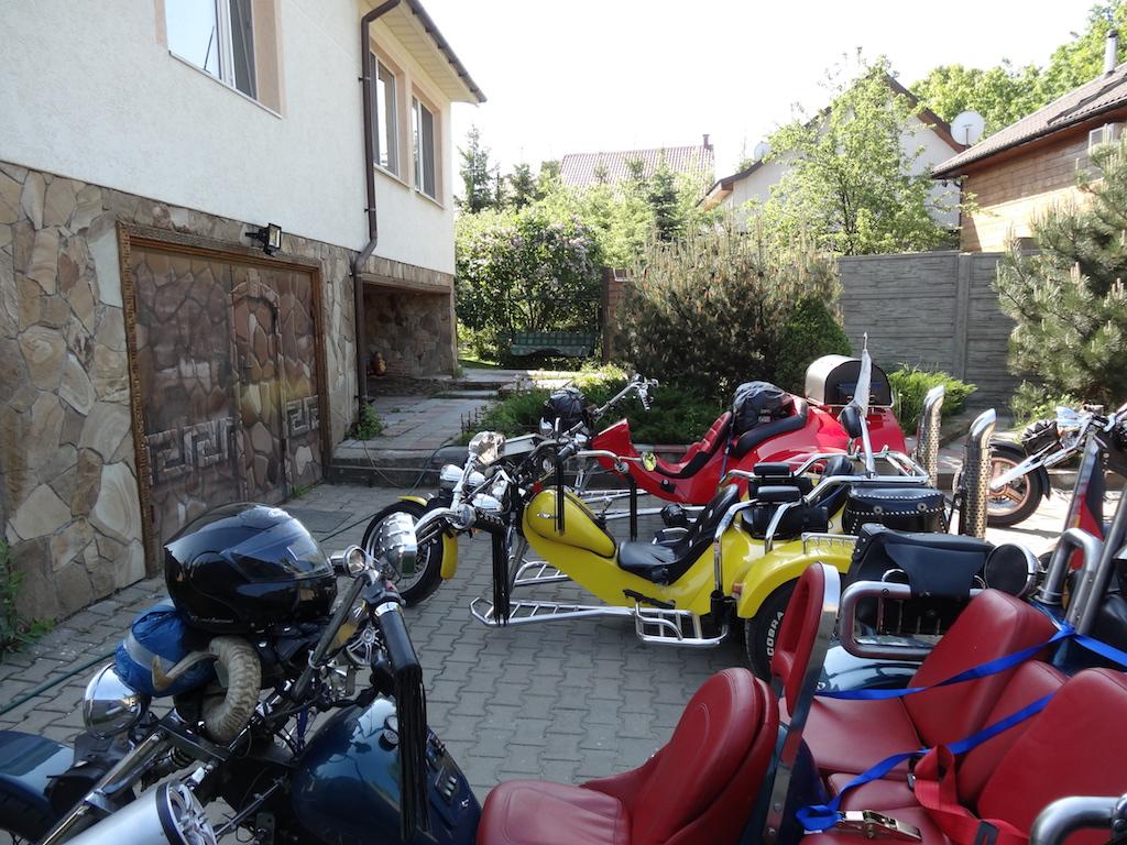 Наши гости из Германии