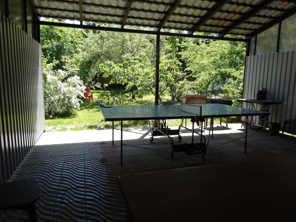 Теннисный стол